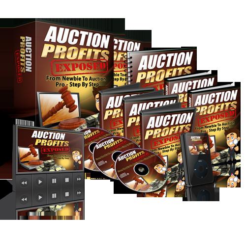 Auction Profits Exposed
